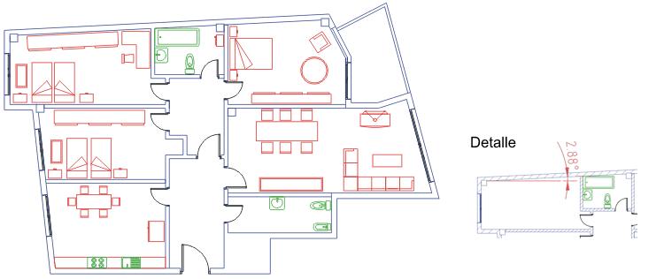 4 desarrollo de la tarea for Medidas de mobiliario de una casa