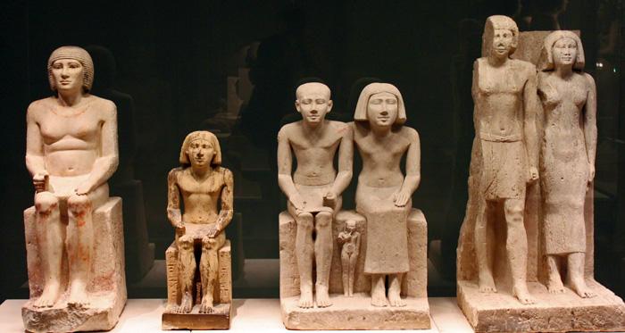 Escultura Egipcia Escultura Egipcia Museo Del