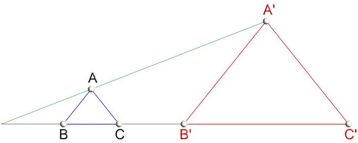 1.2 Tercera y cuarta proporcional |