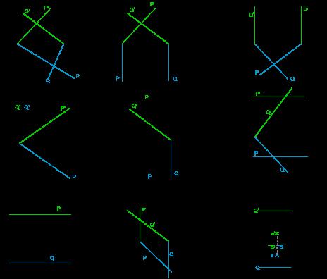 1 1 entre planos for Plano de planta dibujo tecnico
