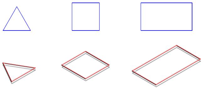 3.1 Triángulos y cuadriláteros |