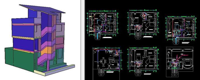 4 qcad xviii - Programa para planos de viviendas ...