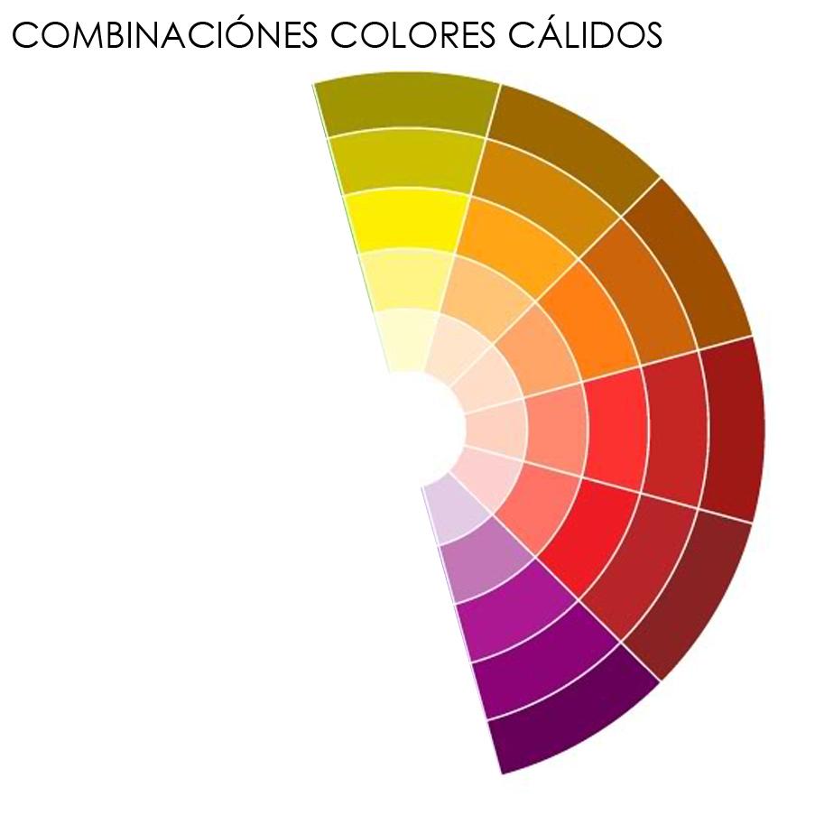 El color - Colores frios y colores calidos ...