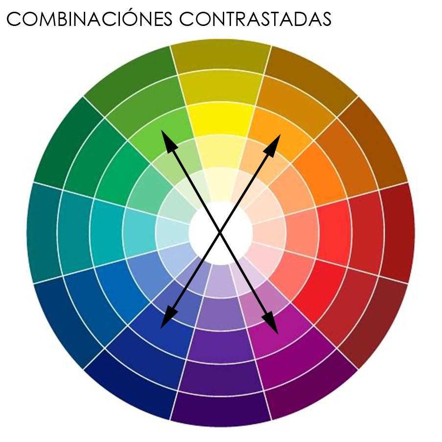 1 el color - Colores que combinan con marron ...