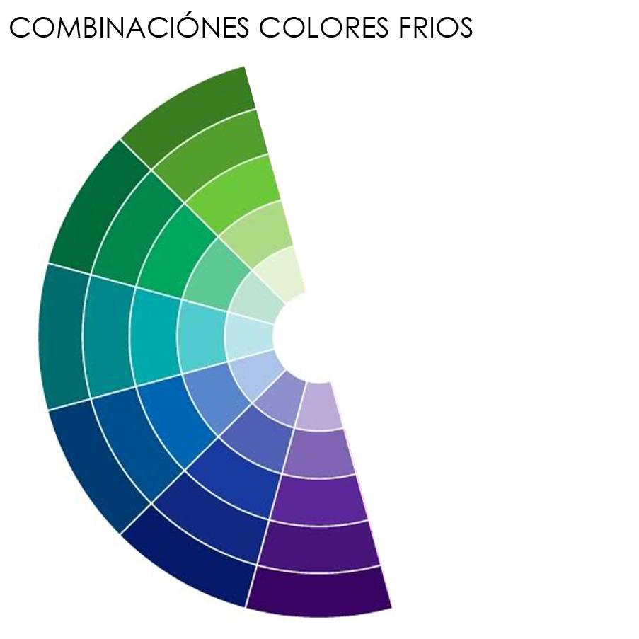 El color teoria del color - Todos los colores calidos ...