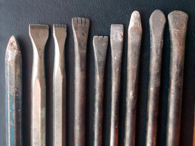 4 2 la piedra herramientas - Herramientas para piedra ...