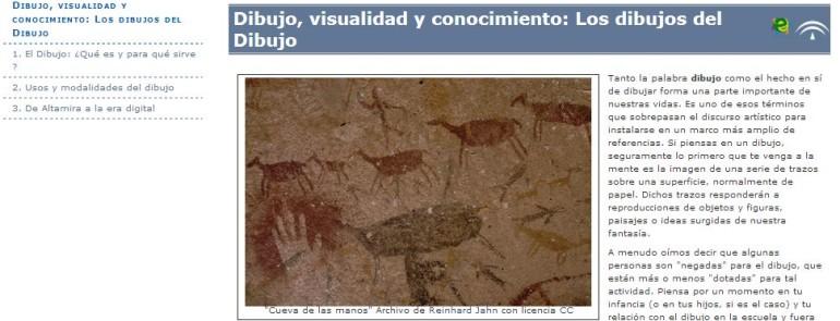 TAREAS Y CONTENIDOS DIBUJO ARTÍSTICO I