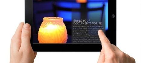 Diseña revistas en la Web con Lucidpress