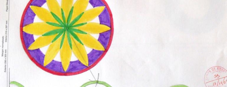 4. Poder expresivo de la circunferencia en una creación plástica.