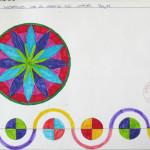 4 (bis). Poder expresivo de la circunferencia en una creación plástica.