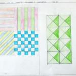 2 (bis). Rectas horizontales, verticales, oblicuas, perpendicuales, paralelas.