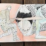 Dibujos de verano 2016