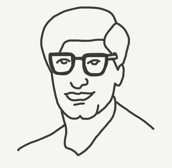 avatar dibujo simplidicado